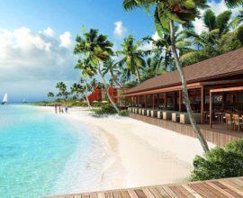 barefoot eco maldive resort frami tour