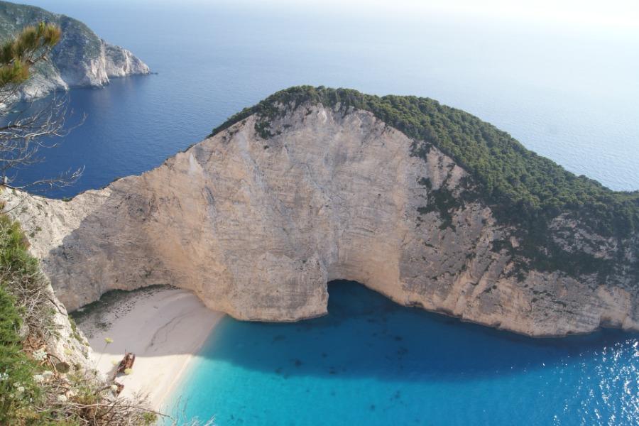 frami tour grecia cefalonia estate vacanza