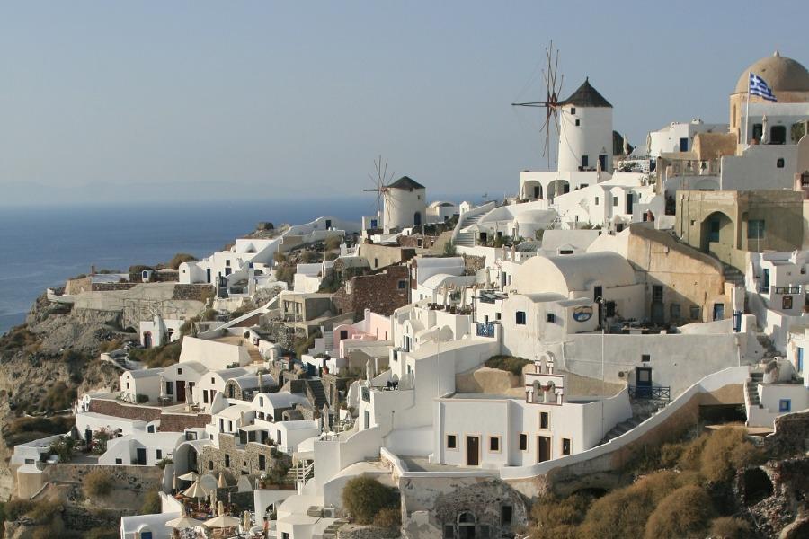 cicladi santorini estate vacanze grecia frami tour vicenza